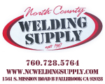 North County Welding Supply Fallbrook CA